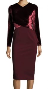 wine-dress