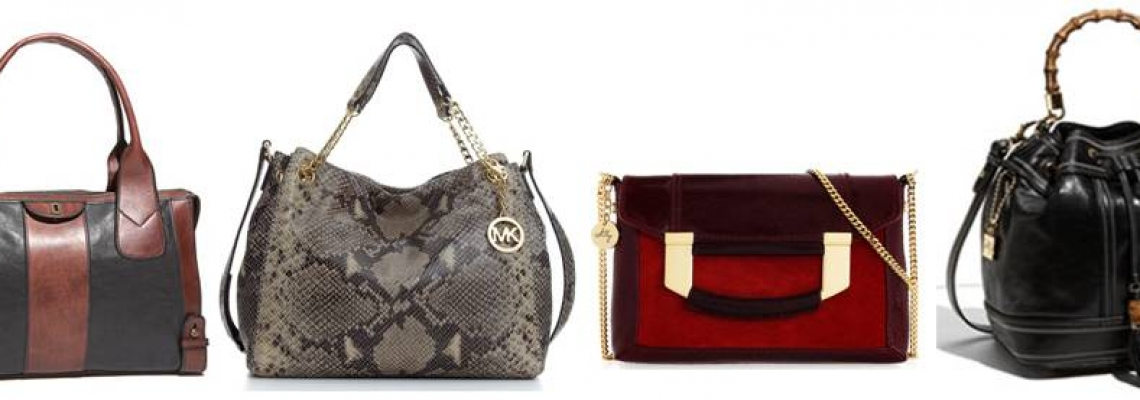 5 Must Have Handbags for Fall