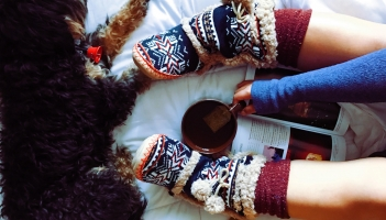 How to Up the Cozy Factor